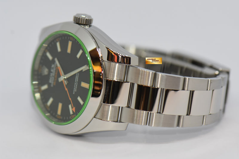 products/GML2056_-_Rolex_Oyster_Perpetual_39mm_Milgauss_Black_Green_Sapphire_116400GV_-_7.JPG