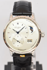 GLASHUTTE ORIGINAL PANOMATICLUNAR MOONPHASE 40mm AUTOMATIC (MINT)