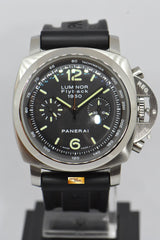 PANERAI LUMINOR 1950 FLYBACK CHRONOGRAPH 44mm AUTOMATIC PAM 212 (MINT)