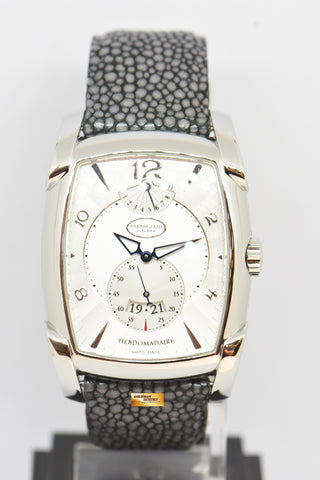 PARMIGIANI FLEURIER KALPA XL HEBDOMADAIRE STEEL 8-DAYS POWER RESERVE MANUAL WINDING PF-003518.01 (MINT)