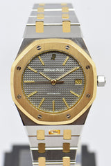 [SOLD] AUDEMARS PIGUET ROYAL OAK 36mm HALF-GOLD AUTOMATIC 14790SA (LNIB)