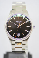 ZENITH ELITE CAPTAIN CENTRAL SECONDS ULTRA THIN 40mm AUTOMATIC 03.2020.670 (MINT)