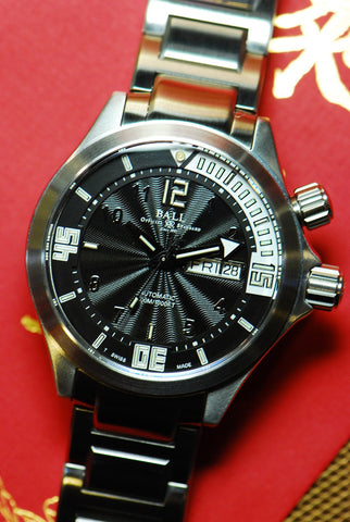 BALL ENGINEER MASTER II DIVER (Near Mint)