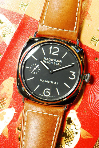 [SOLD] PANERAI RADIOMIR BLACK SEAL PAM 183