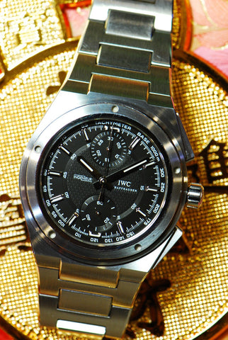IWC INGENIEUR CHRONOGRAPH AUTOMATIC (Near Mint)