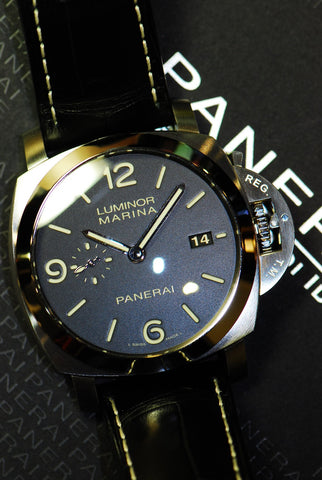 [SOLD] PANERAI LUMINOR MARINA PAM 312