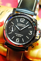 [ SOLD ] PANERAI LUMINOR MARINA 8-DAYS MANUAL