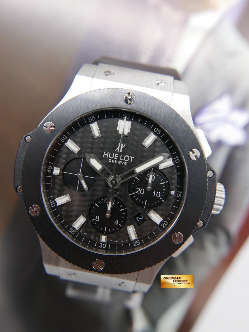 products/GML883_-_Hublot_Big_Bang_Chronograph_Ceramic_Bezel_SS_Near_Mint_-_1.JPG