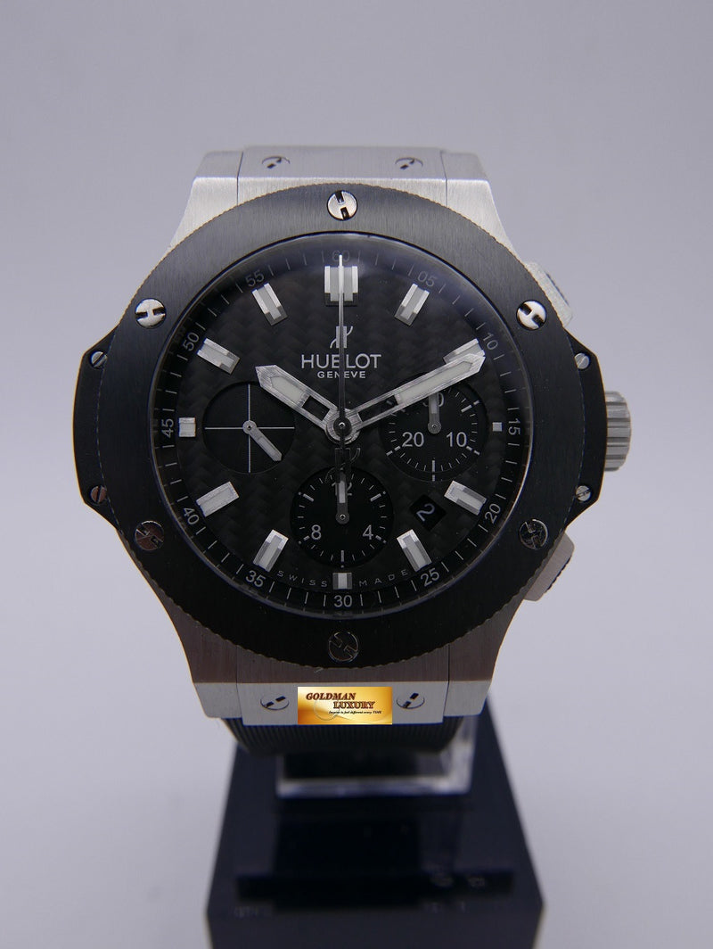 products/GML883_-_Hublot_Big_Bang_Chronograph_Ceramic_Bezel_SS_Near_Mint_-_2.JPG