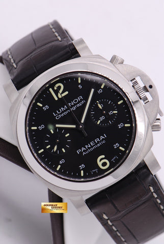 [SOLD] PANERAI LUMINOR CHRONOGRAPH 40mm PAM 310 AUTOMATIC