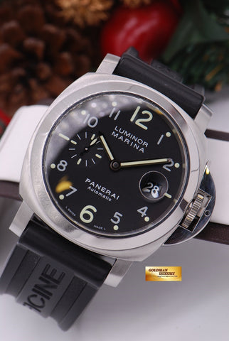 [SOLD] PANERAI LUMINOR MARINA PAM 164 AUTOMATIC