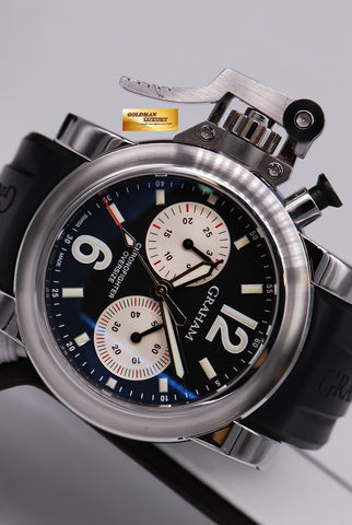 [SOLD] GRAHAM CHRONOFIGHTER OVERSIZE CHRONOGRAPH Ref 2OVAS