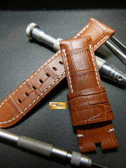 PANERAI STRAP TAN BROWN