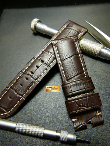 PANERAI STRAP BROWN