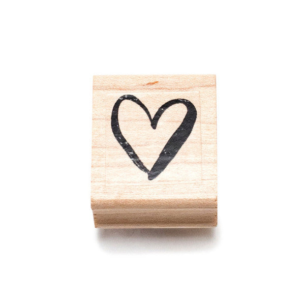 Heart Stamp | Parrott Design Studio