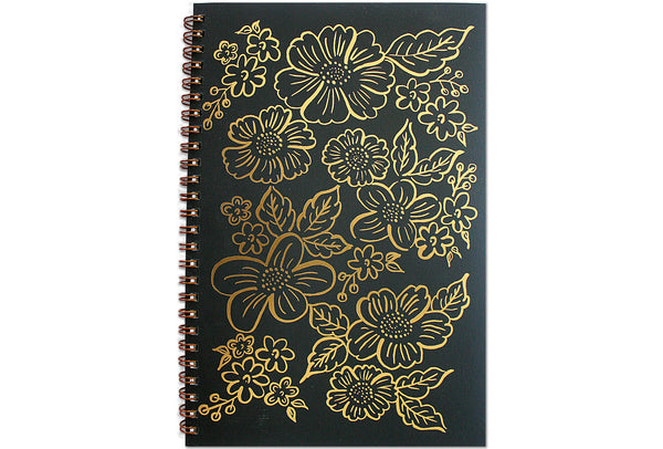 Bold Botanics Notebook | Parrott Design Studio