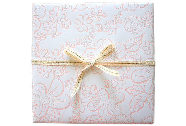 Bold Botanics Wrapping Sheets