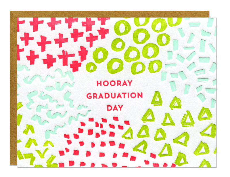 Hooray Grad Card