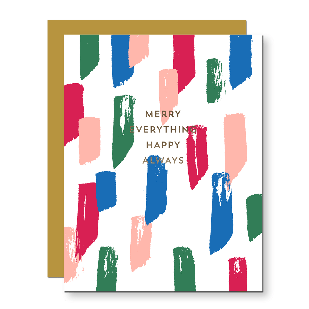 Merry Everything Holiday Card