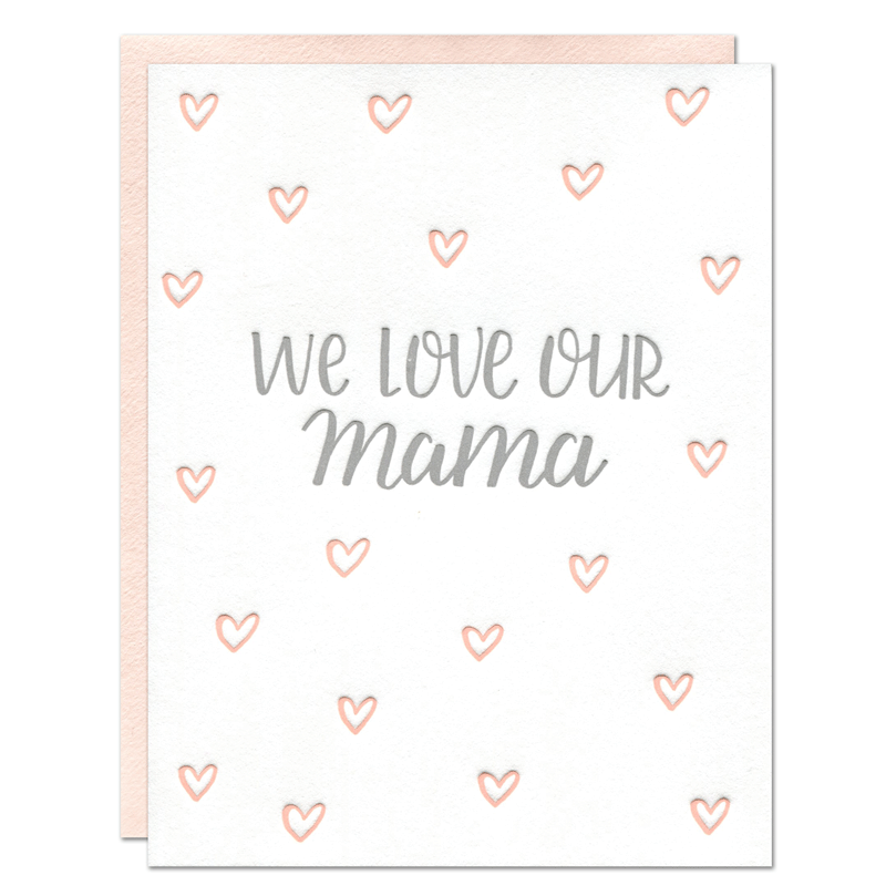 Our Mama Card