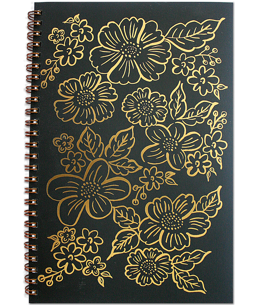 Bold Botanics Notebook