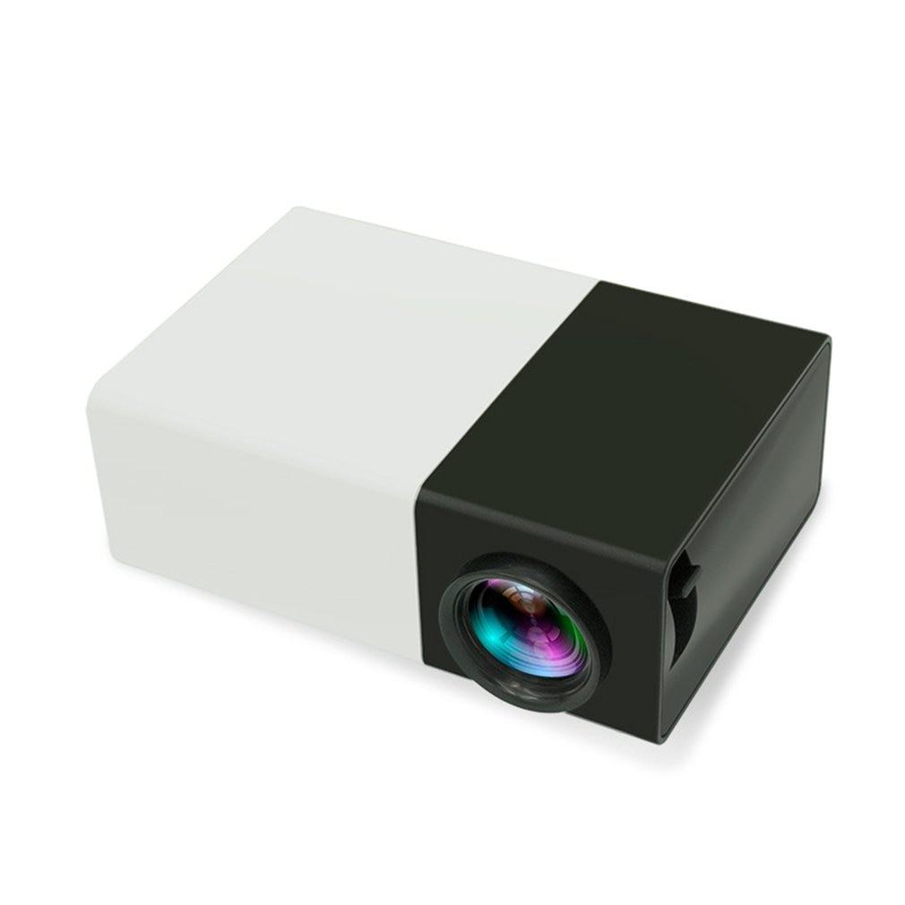 Alp Projector ™ - Original Portable Projector (Black)