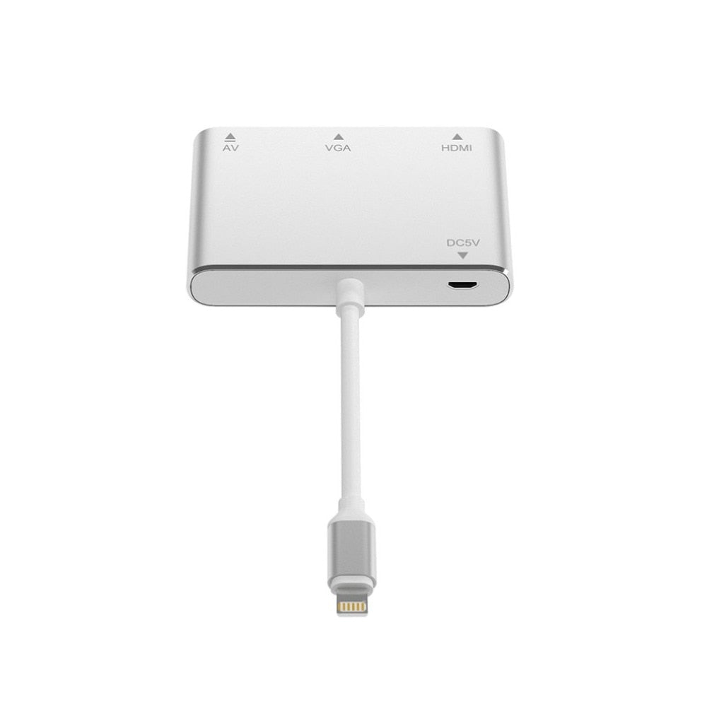Alp Projector ™ Apple Adaptor - HDMI to Lightning Connection