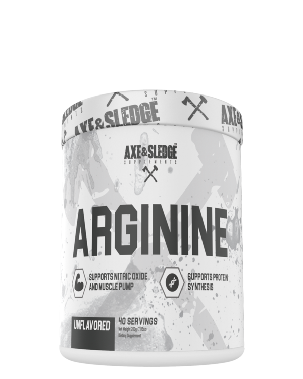 L-Arginine Basics By Axe and Sledge