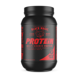Multi-Source Protein by Black Magic