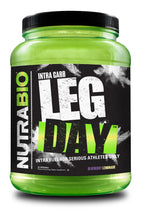 Load image into Gallery viewer, Leg Day By Nutrabio