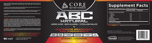 Core ABC Natural - PNC Maine