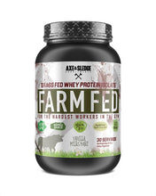 Load image into Gallery viewer, Farm Fed Grass Fed Whey Protein Isolate - PNC Maine