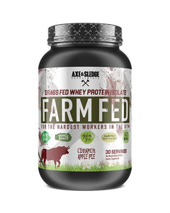 Farm Fed Grass Fed Whey Protein Isolate - PNC Maine