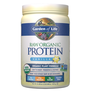 Raw Organic Protein - PNC Maine