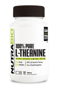 100% Pure L-Theanine - PNC Maine