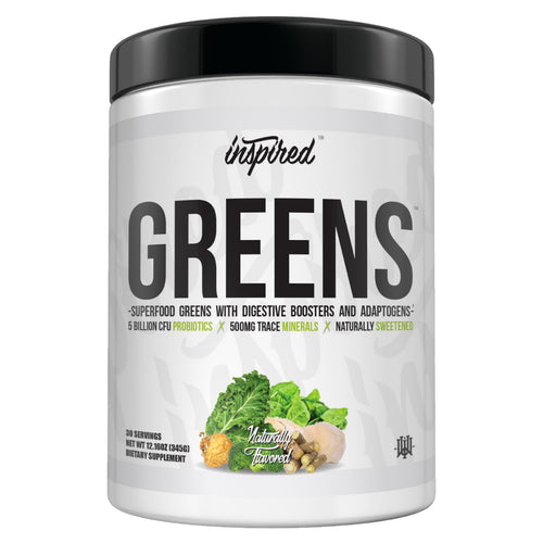 Greens by Inspired Nutraceuticals - PNC Maine