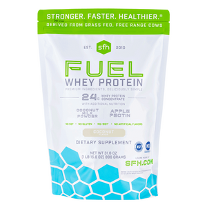 Fuel Whey Protein - PNC Maine