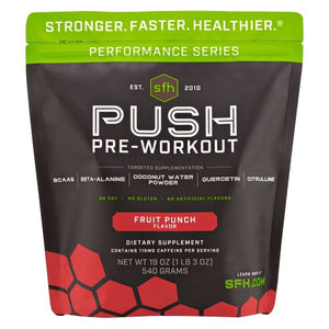 Push Pre-Workout - PNC Maine