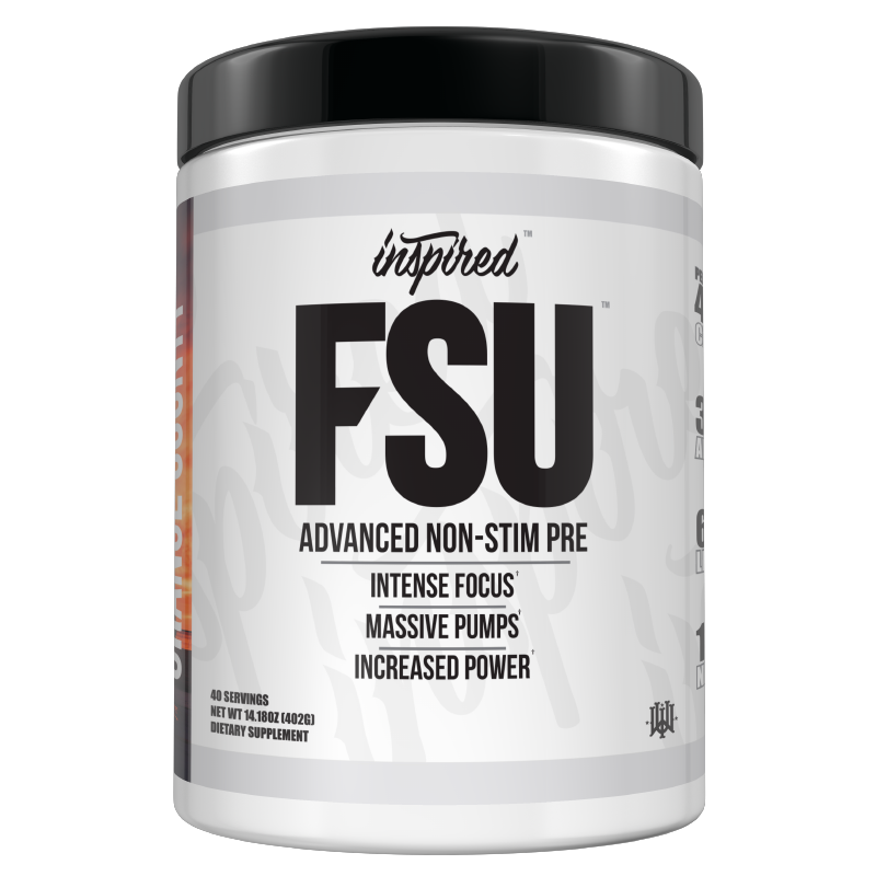 FSU Non-Stim Pump Pre-Workout - PNC Maine