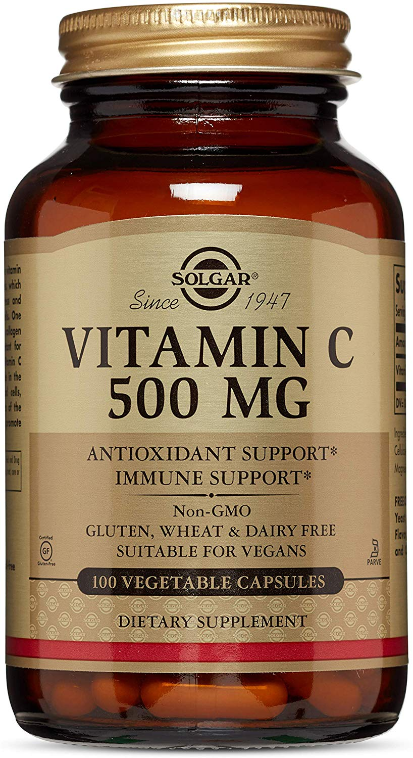 Vitamin C 500mg 100ct - PNC Maine