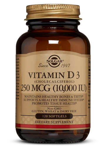 Vitamin D3 10,000iu - PNC Maine