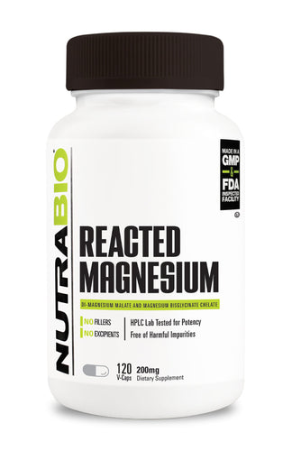 Reacted Magnesium - PNC Maine