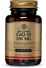 Load image into Gallery viewer, CoQ-10 100MG 60ct - PNC Maine