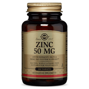 Zinc 50mg 100ct - PNC Maine
