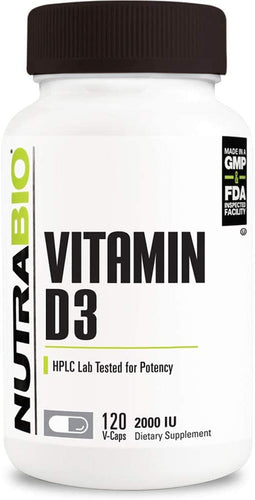Vitamin D3 2,000 IU - PNC Maine
