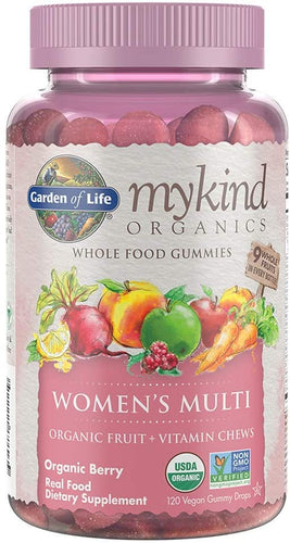 mykind Organic Women's Multi Gummies - PNC Maine