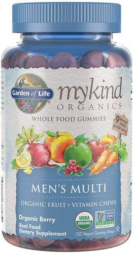 mykind Organic Men's Multi Gummies - PNC Maine
