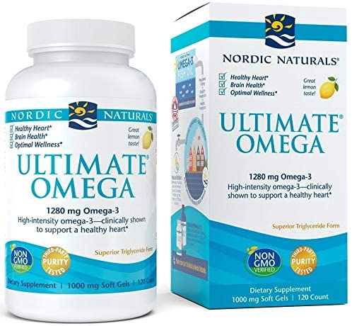 Ultimate Omega 180ct - PNC Maine