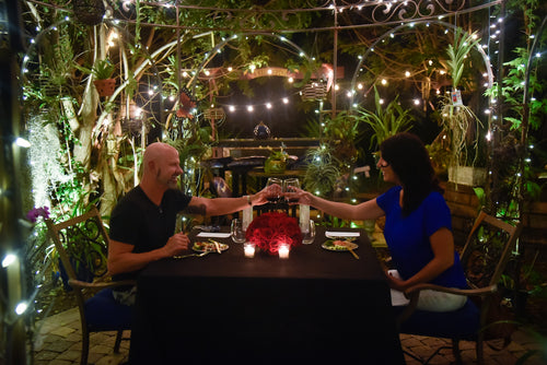 Romance 4-Course Personalized Private Event