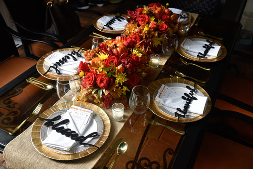 Gather 4-Course Personalized Private Event